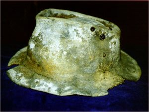fossil hat - science