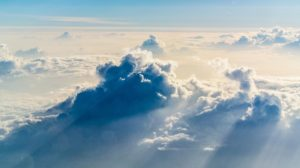 In the clouds - How the Bible Describes Heaven