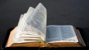 Bible pages turning in the wind -How Can the Bible Help Us Today?